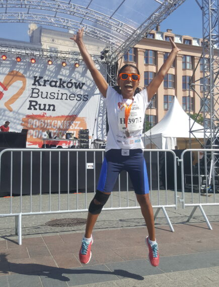 Run for a cause – KBR