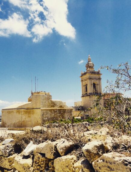 Post card from Malta