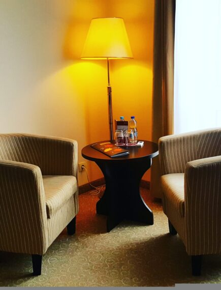 Where I Stayed while in Wroclaw- Hotel Qubus Review