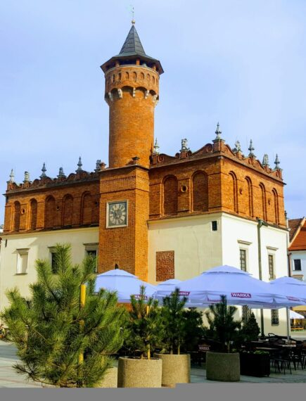 A day trip from Krakow, Exploring Historic Tarnow